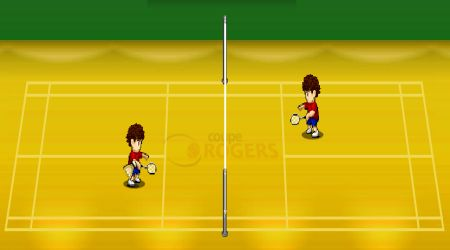 Screenshot - Badminton 3D