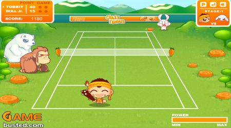 Screenshot - Crazy Tennis