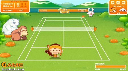 Screenshot - Crazy Tennis