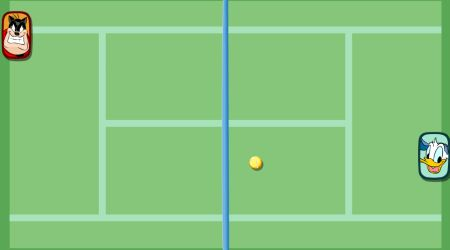 Screenshot - Disney Tennis