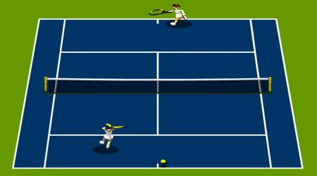 Screenshot - Gamezastar Open Tennis