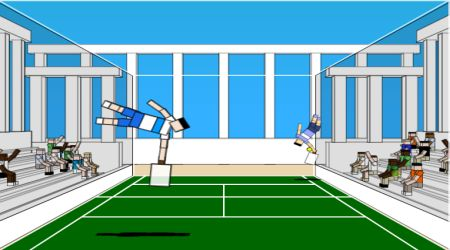 Screenshot - Ragdoll Tennis