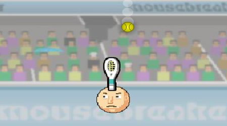 Screenshot - Sports Heads Tennis