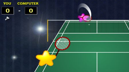 Screenshot - Star Badminton