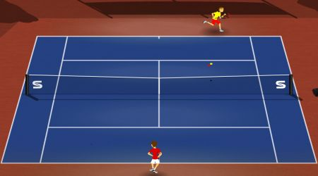 Screenshot - Stick Tennis