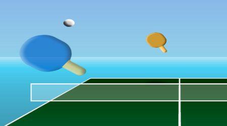 Screenshot - Table Tennis 2.5D