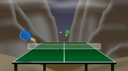 Screenshot - Table Tennis 2.5D