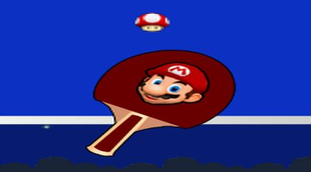 Screenshot - Table Tennis Mario