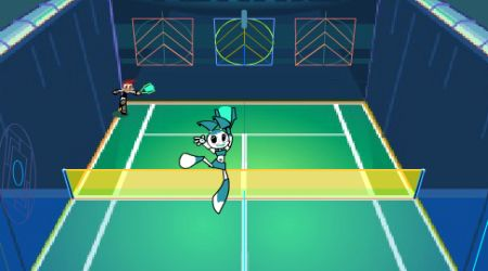 Screenshot - Techno Tennis