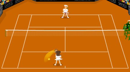 Screenshot - Tennis Ace