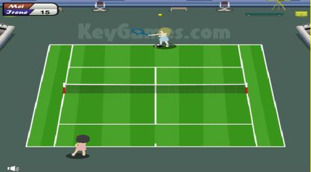 Screenshot - Tennis Angel