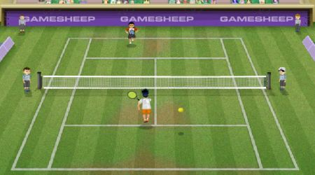 Screenshot - Tennis Champions