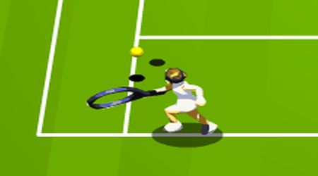 Screenshot - Tennis Game