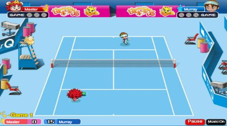 Screenshot - Tennis Master