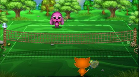 Screenshot - Toto And Sisi Play Tennis