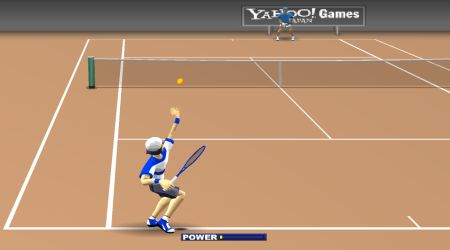 Screenshot - Yahoo! Tennis